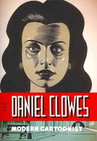 The Art of Daniel Clowes: Modern Cartoonist is among the recent comics-related books to get prominently featured on NPR.