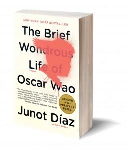 """Junot Diaz's award-winning novel, """"The Brief Wondrous Life of Oscar Wao"""""""