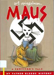 Art Spiegalman's classic graphic novel Maus is among the essential works in comics that I had my students read in my Comics and Graphic Narrative course at San Diego State University.