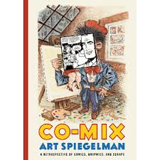 A quirky portrait of the artist graces the cover of this volume looking at over 30 years of comics by Pulitzer prize-winning artist Art Spiegelman.