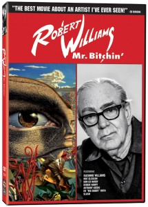 "You can find a signed copy of ""Robert Williams Mr. Bitchin'"" among the collection of cool rewards on the Kickstarter campaign for ""Comics Are Everywhere."""